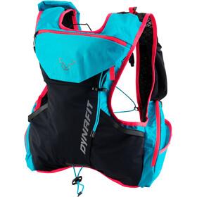 Dynafit Alpine 9 Rucksack silvretta/fluo pink